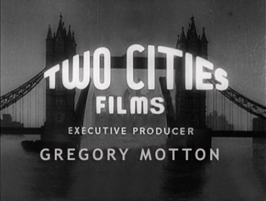 Two-Cities Films  Gregory Motton